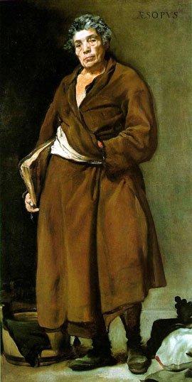 ESOPO, de Velázquez
