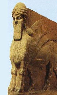 Toro alado (s.IX ac.)