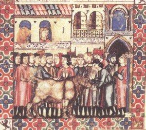 Cantiga de Alfonso X