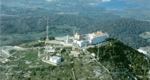 El monte Toro, Menorca