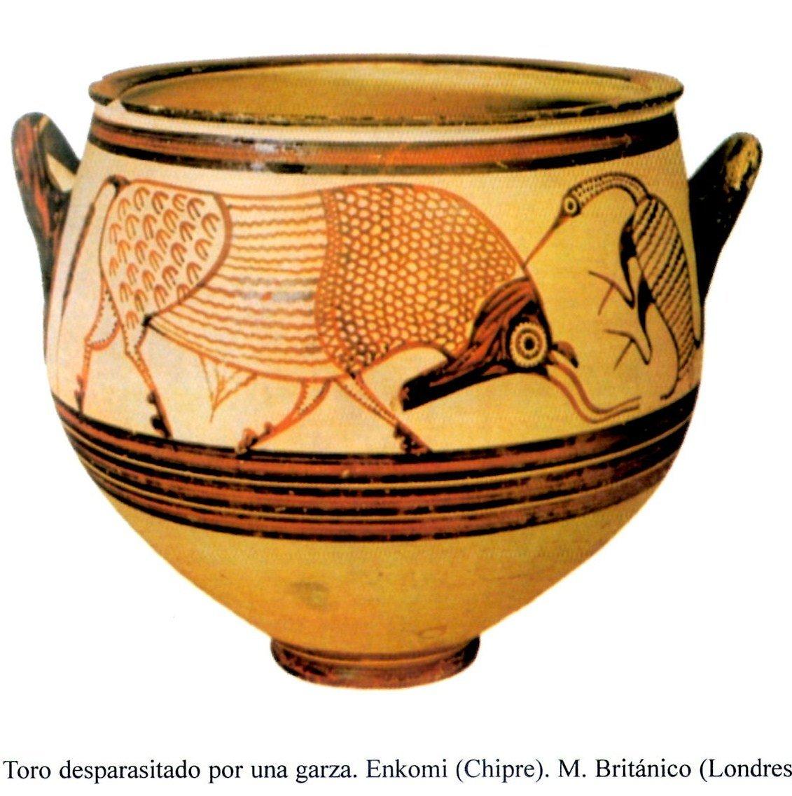 Enkomi, 1400 a.C.