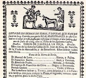 Granada, 1764