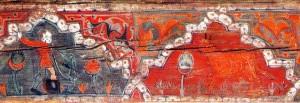 Pintura del monasterio de Silos