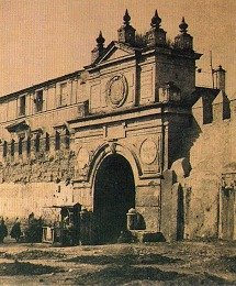Sevilla, Puerta de la Carne, 1850